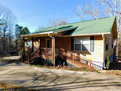 Wetumpka Single Family Home For Sale: 504 Chubbehatchee Circle