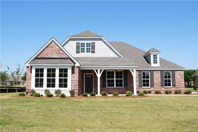 Montgomery Single Family Home For Sale: 5648 Sienna Circle