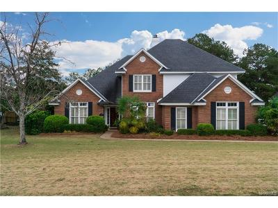 Montgomery Single Family Home For Sale: 9536 Heathrow Drive