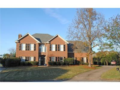 Montgomery Single Family Home For Sale: 9559 Winfield Place