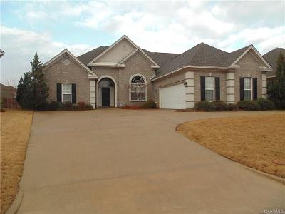 Montgomery Single Family Home For Sale: 9208 Thorngate Court