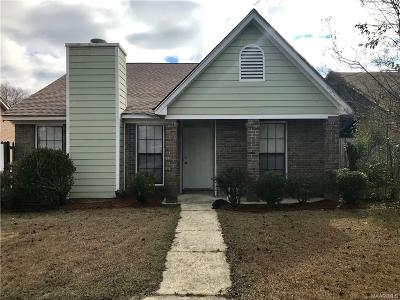 Montgomery Single Family Home For Sale: 6024 Bolingbrook Drive