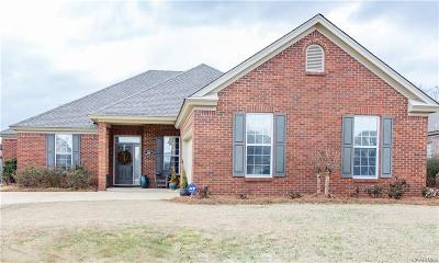 Montgomery Single Family Home For Sale: 9224 Prentiss Court