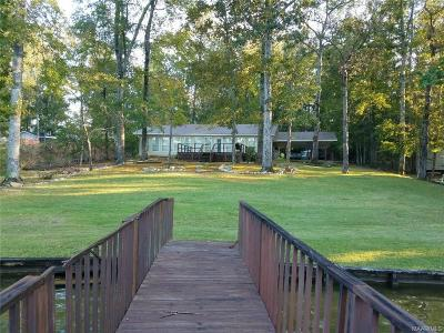Single Family Home For Sale: 232 Shady Lane Road