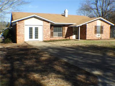 Prattville Single Family Home For Sale: 101 Griffith Avenue