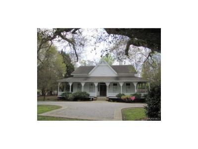 Prattville Single Family Home For Sale: 306 Wetumpka Street