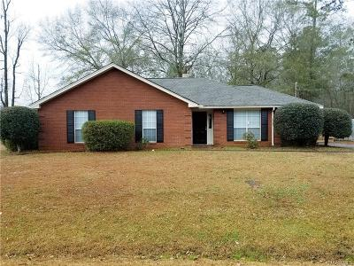 Pike Road Single Family Home For Sale: 521 Saddlewood Drive