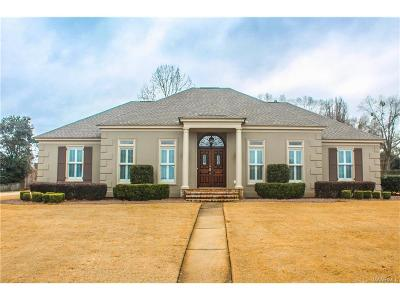 Montgomery Single Family Home For Sale: 8412 Winfield Court