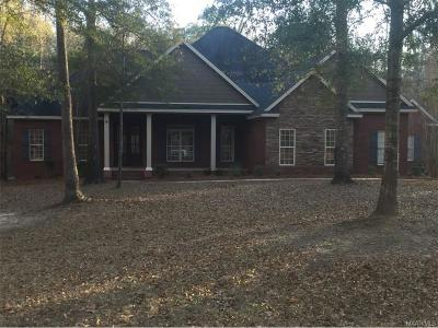 Prattville Single Family Home For Sale: 101 Jordan Crossing