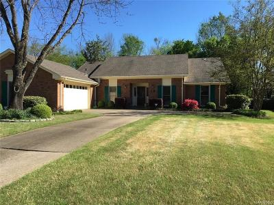 Montgomery Single Family Home For Sale: 4369 Liztame Drive