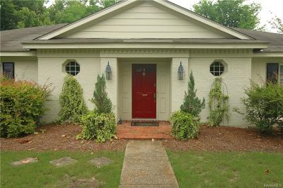 Montgomery Single Family Home For Sale: 2163 Bowen Drive