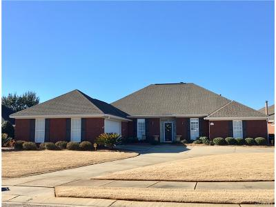Montgomery Single Family Home For Sale: 8067 Bridgewater Trace