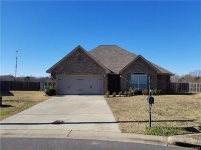 Montgomery Single Family Home For Sale: 6502 Ridgeview Lane