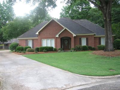 Montgomery Single Family Home For Sale: 7941 Arrowhead Forest Court
