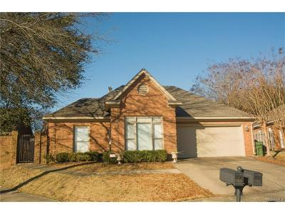Montgomery Single Family Home For Sale: 8312 Brittany Place