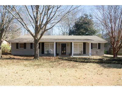 Montgomery Single Family Home For Sale: 1855 Gillespie Drive