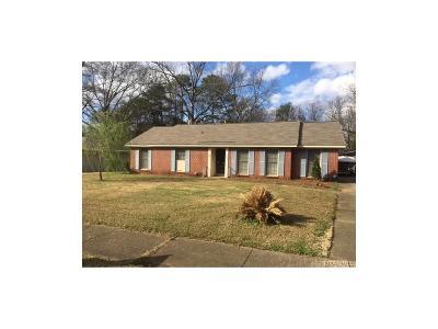 Montgomery Single Family Home For Sale: 3839 Pelzer Avenue