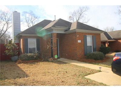 Montgomery Single Family Home For Sale: 6730 Patti Court