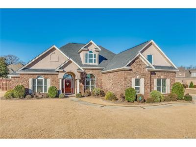 Prattville Single Family Home For Sale: 114 Andiron Court