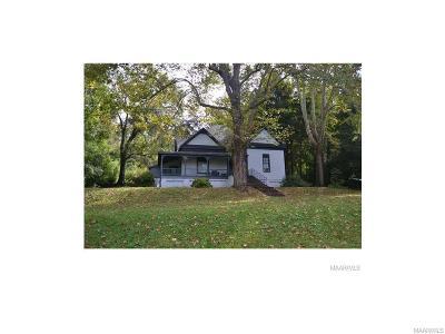 Wetumpka Single Family Home For Sale: 614 Company Street