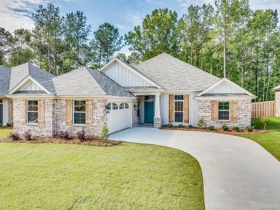 Pike Road Single Family Home For Sale: 9212 Crescent Lodge Circle