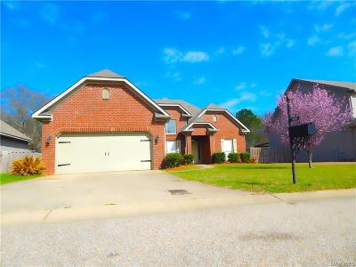 Montgomery Single Family Home For Sale: 6751 Overview Drive