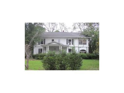 Montgomery Single Family Home For Sale: 767 Felder Avenue