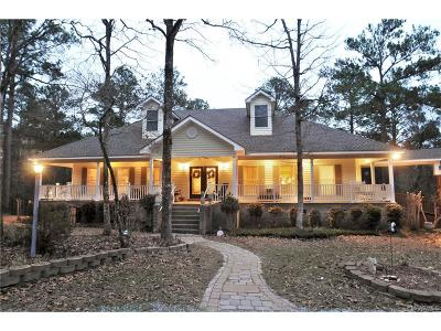 Prattville Single Family Home For Sale: 580 County Road 40 Road W