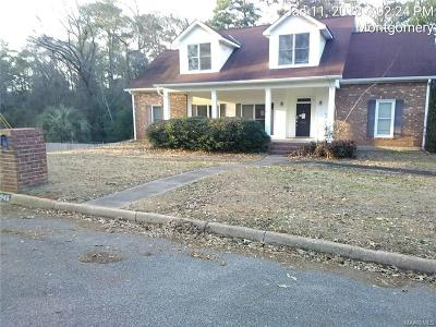 Montgomery Single Family Home For Sale: 2945 Pinehaardt Drive