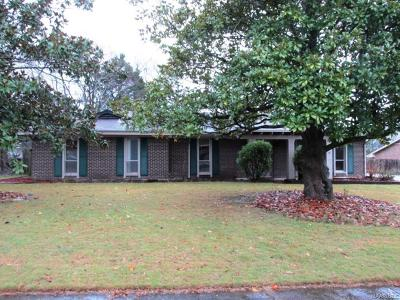 Montgomery Single Family Home For Sale: 4406 Shamrock Lane