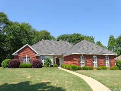 Prattville Single Family Home For Sale: 507 Mossy Oak Ridge