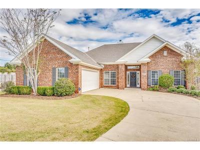 Montgomery Single Family Home For Sale: 8357 Grayson Grove