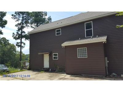 Single Family Home For Sale: 391 Warrior Lane