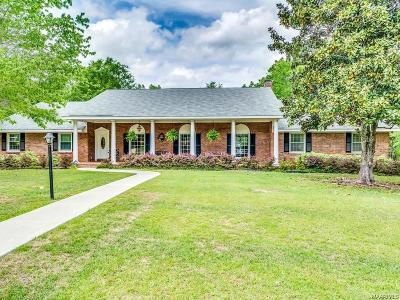 Prattville Single Family Home For Sale: 151 Sycamore Drive