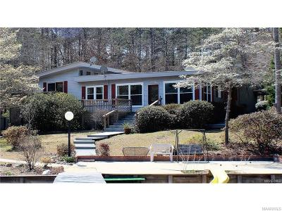 Single Family Home For Sale: 1865 Real Island Road