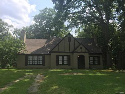 Cloverdale Single Family Home For Sale: 850 E Edgemont Avenue