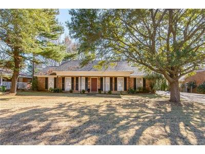 Montgomery Single Family Home For Sale: 3306 Drexel Road