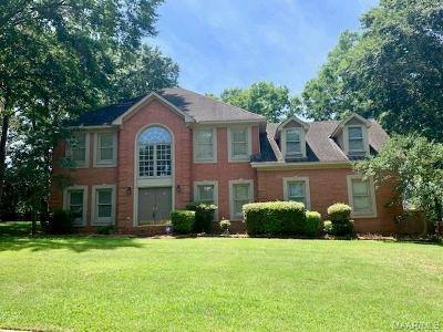 Montgomery Single Family Home For Sale: 111 Creek Drive