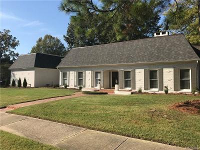 Montgomery Single Family Home For Sale: 3050 Boxwood Drive
