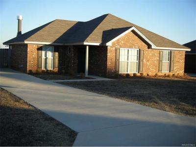 Millbrook Single Family Home For Sale: 232 Spears Crossing