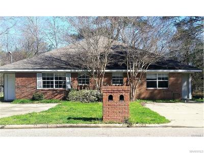 Montgomery Multi Family Home For Sale: 2693 Whispering Pine Drive