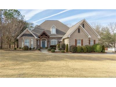 Millbrook Single Family Home For Sale: 85 Menawa Pass