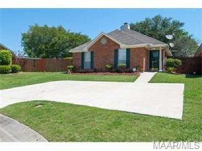 Montgomery Single Family Home For Sale: 8209 Royal Oak Court