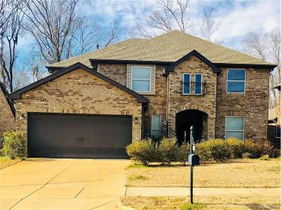 Montgomery Single Family Home For Sale: 1448 Meadow Glen Road