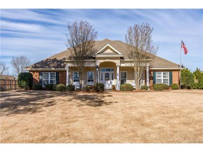 Montgomery Single Family Home For Sale: 8631 Vintage Way