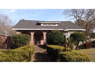 Garden District Single Family Home For Sale: 1323 S Court Street