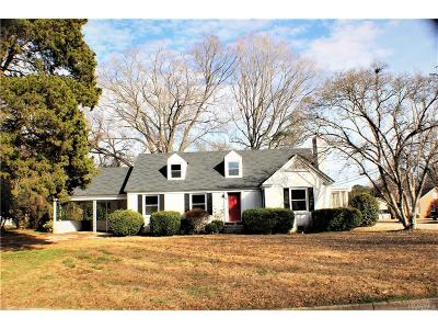 West Wetumpka Single Family Home For Sale: 500 N Pine Street