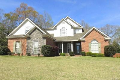 Millbrook Single Family Home For Sale: 199 Macallister Ridge