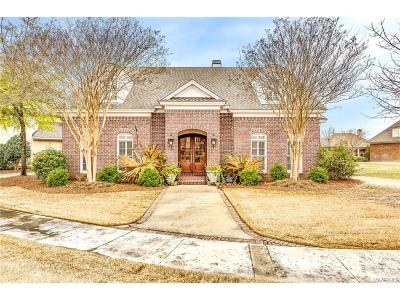 Montgomery Single Family Home For Sale: 3653 Oak Grove Circle