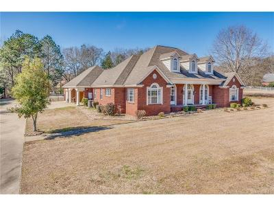 Prattville Single Family Home For Sale: 2006 Wynfield Drive